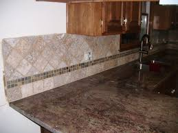 One Wall Kitchen Designs With An Island by Kitchen Design Red Backsplash Tile Choosing Countertops One Wall