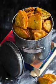 exemple am agement cuisine jagruti s cooking odyssey farsi khaman puri poori fried