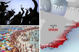 isis target black friday spain holiday terror brits more at risk as threat of isis