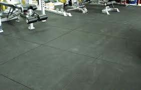 rubber flooring for gyms exercise room flooring cool rubber garage