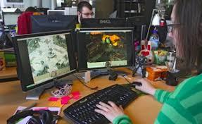 jeux bureau nord le créateur de jeux vidéo ankama s implante au japon