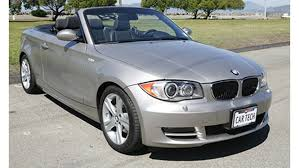 2008 bmw 1 series convertible 2008 bmw 128i convertible review roadshow
