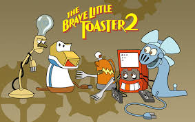 Brave Little Toaster Movie Parts Shop Appliances By Tornadoweirdo On Deviantart