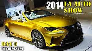 convertible bentley custom 2014 la auto show day 3 lexus lf c2 mazda cx 3 bentley grand