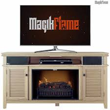 Realistic Electric Fireplace Achilles Driftwood Media Center Electric Fireplace Wall Mantel Tv
