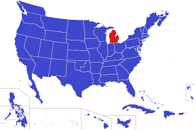Unted States Map by Image United States Map Michigan Alternity Png Alternative
