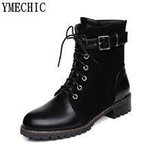 short black motorcycle boots ymechic short womens motorcycle boots female large size black winter