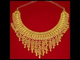 traditional kerala gold jewelry designs 2016