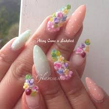 190 best glamsusie nails by images on pinterest stiletto nails