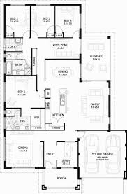 bedroom 2017 4 bedroom home floor plans 2017 4runner trd pro