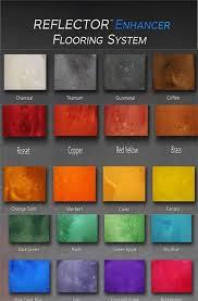 metallic epoxy flooring lafayette la