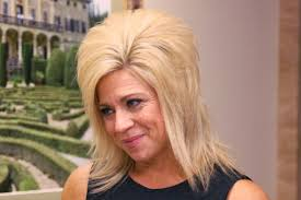 theresa tlc hair styles theresa caputo confirms she and husband larry are legally