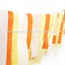 inspired halloween party idea crepe paper streamers paper crepe