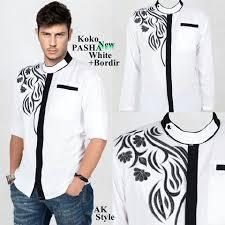 desain baju kekinian 50 contoh baju muslim pria model terbaru eksklusif dan kekinian