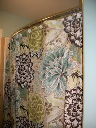 Fabric Stall Shower Curtain Curtains Exciting Bathroom Decorating Ideas With Kohls Shower