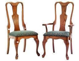 Victorian Dining Room Furniture Amish Victoria Dining Room Chairs Amish Dining Room Furniture
