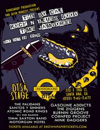 the so cal rock n blues good time jamboree w the paladins