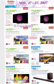 costco savings pre black friday sale november 17 27