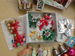 Retro Christmas Tree Toppers - vintage junk in my trunk vintage christmas