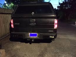 led bumper backup lights 12 mini led reverse lights drilled into rear bumper
