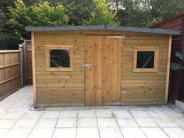How To Build A Shed House by How To Build A Great Shed Base Upwards 8 Steps With Pictures