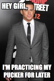 Happy Birthday Meme Ryan Gosling - happy b day channing tatum 10 ways he s better than ryan gosling