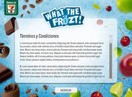 Neque Adipiscing An Cursus by 7 Eleven Facebook App What The Frozt On Behance