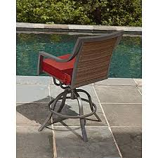 High Patio Table And Chairs Ty Pennington Palmetto 5 Piece Patio High Dining Set Limited