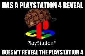 Playstation Meme - eleven funny memes in response to sony s playstation 4 announcement