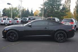 camaro ss price 2015 used 2015 chevrolet camaro coupe ss black in mcminnville or