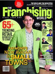top franchise magazine franchising world franchise india
