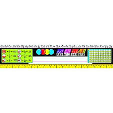 amazon com grades 3 5 desk toppers reference name plates