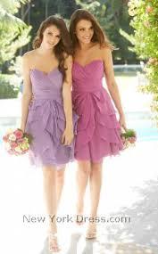 Light Pink Short Bridesmaid Dresses Allure Dress 1327 Wedding Weddings And Wedding Bells