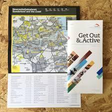 Newcastle England Map by Contact El Roboto Graphic Design Newcastle Upon Tyne El Roboto