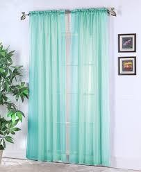 Sheer Teal Curtains Teal Curtains Walmart New Living Room Records Retro