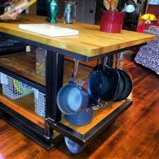 Kitchen Island Pot Rack Kitchen Island With Pot Rack Home Decoration Ideas