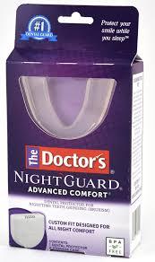 amazon com the doctor u0027s advanced comfort nightguard 1 ea anti