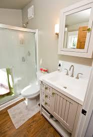 Shabby Chic Corner Cabinet by Corner Medicine Cabinet Kitchen Contemporary With Tile Backsplash