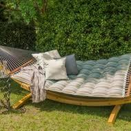 hammocks fabric u0026 wooden spreader bar hammocks northern lights