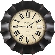 Oversized Clocks by Shop Allen Roth Analog Round Indoor Wall Clock At Lowes Com