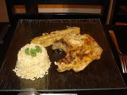 cuisiner pour amoureux côte de porc marinée et riz cuisine du monde