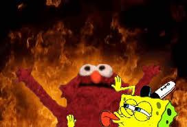 Elmo Meme - elmo fire meme powerdnssec