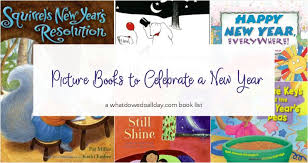 new year picture books children s books for a happy new year s day