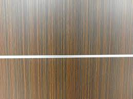 Laminate Flooring Door Jamb Madrid Espresso Finish Modern Interior Door W Aluminum Strips