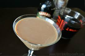 martini baileys teeccino coffee u0026 irish cream cocktail recipe