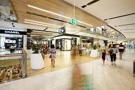 Whitfords Shopping Centre Floor Plan by Westfield Miranda