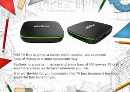 2017 cheapest rk3229 r69 tv box quad core high quality video