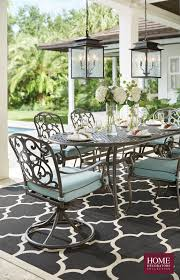 Home Decorators Collection Outdoor Madrid Piece Patio Dining Set - Home decorators patio furniture