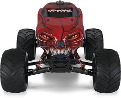 traxxas monster jam trucks traxxas skully and craniac 2wd monster trucks rc truck stop