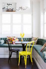 corner banquette bench bhg diy awesome ideas
